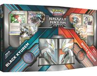Pokemon TCG Battle Arena Decks- Black Kyurem vs. White Kyurem image