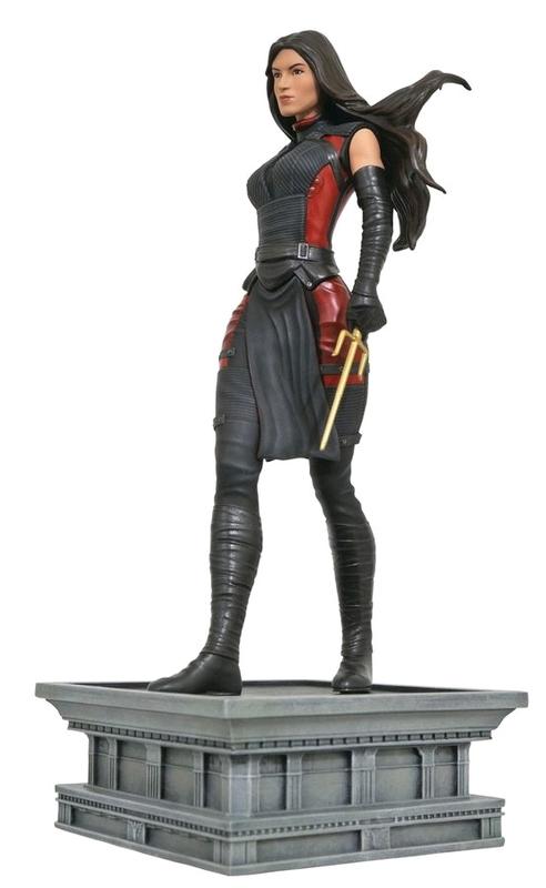 """Marvel Gallery: Daredevil Elektra - 10"""" Statue"""