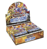 Yu-Gi-Oh! Battles Of Legend -Light's Revenge- Booster Box