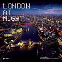 London at Night by Jason Hawkes image