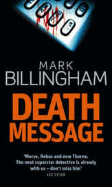 Death Message (Tom Thorne #7) by Mark Billingham image