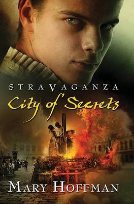 City of Secrets (Stravaganza Series #4) by Mary Hoffman image
