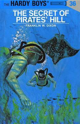 Hardy Boys 36 by Franklin W Dixon