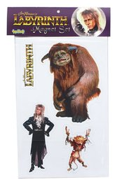 Labyrinth - Character Magnet Set