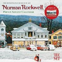 Norman Rockwell Pop-up Advent Calendar by Abrams
