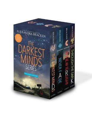 The Darkest Minds Series Boxed Set [4-Book Paperback Boxed Set] (the Darkest Minds) by Alexandra Bracken