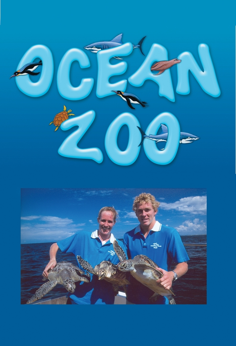 Ocean Zoo (2 Disc) on DVD image