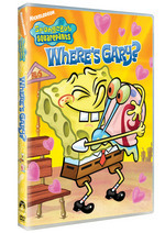 SpongeBob SquarePants - Where's Gary? on DVD