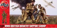 Airfix British Infantry Support