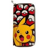 Pokemon Pikachu Zip Wallet