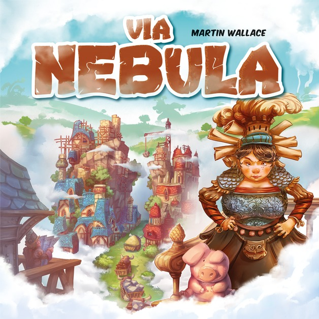 Via Nebula - Board game