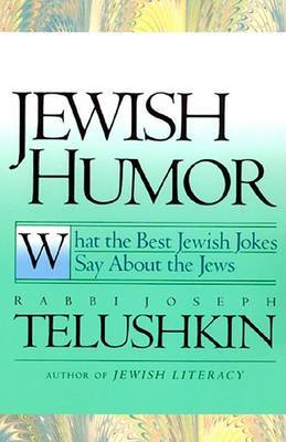 Jewish Humour by Joseph Telushkin image