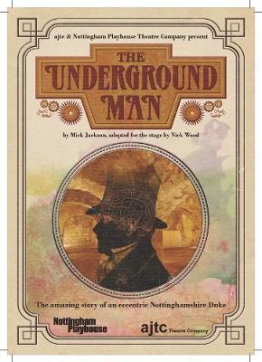 The Undergound Man by Mick Jackson image