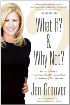 What If? and Why Not? by Jen Groover image