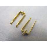 Billing Boats: Mast Fittings - 9x25mm (Set of 2)
