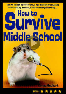 How to Survive Middle School by Donna Gephart image