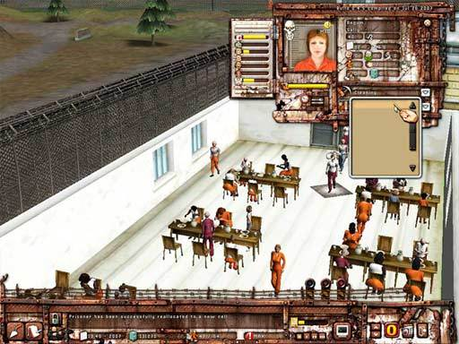Prison Tycoon 3: Lock Down screenshot