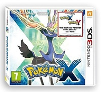 Pokemon X for Nintendo 3DS image