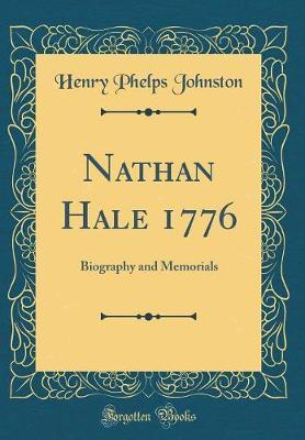 Nathan Hale 1776 by Henry Phelps Johnston