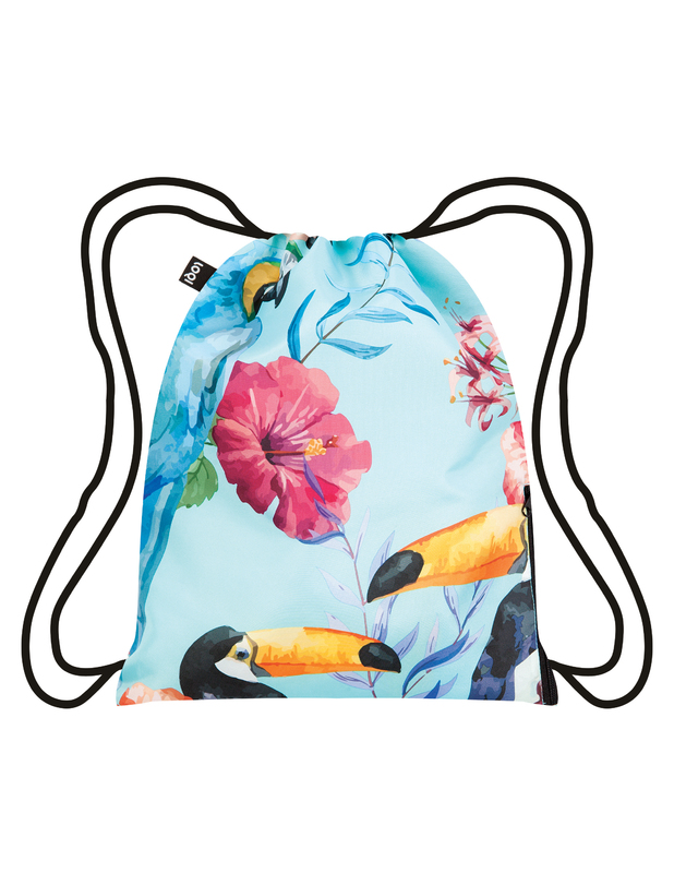 Loqi: Backpack Wild Collection - Birds