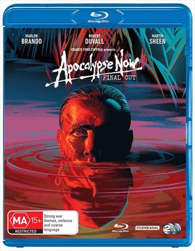 Apocalypse Now - Final Cut on Blu-ray