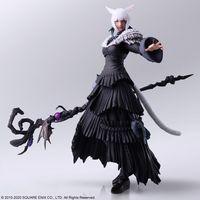 Final Fantasy XIV: Y'shtola Rhul - Bring Arts Figure image