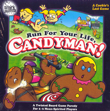 Run for your Life, Candyman! image