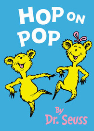 Hop On Pop by Dr Seuss image