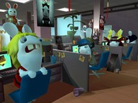 Rayman: Raving Rabbids 2 for Nintendo Wii