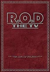 R.O.D The TV Collection (7 Disc Box Set) on DVD