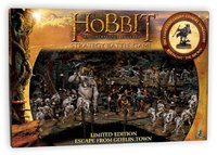 The Hobbit - Escape From Goblin Town (Limited Edition)