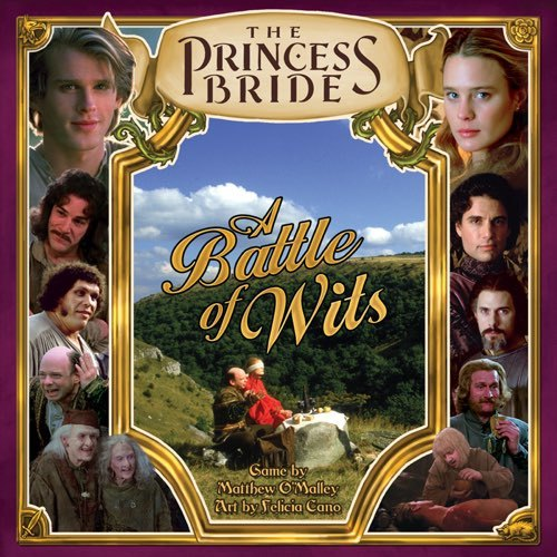 Princess Bride: A Battle of Wits image