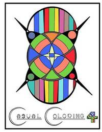 Casual Coloring 4 by David Wilkins