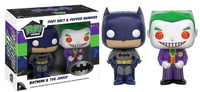 Batman - Batman & Joker Pop! Salt & Pepper Shakers image
