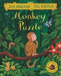 Monkey Puzzle by Julia Donaldson