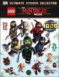 Ultimate Sticker Collection: The Lego Ninjago Movie by DK