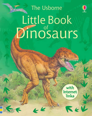 Little Encyclopedia of Dinosaurs by Susie McCaffrey image