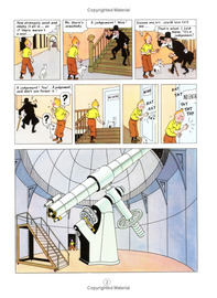The Shooting Star (The Adventures of Tintin #10) by Herge image