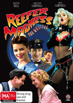 Reefer Madness - The Musical on DVD