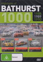 Highlights Of Bathurst 1000 - 1988/1989/1990 on DVD