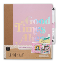 La De Dah: Good Times Journal and Pen