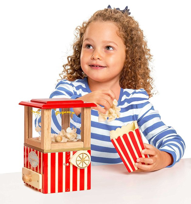 Le Toy Van: Honeybake - Popcorn Machine