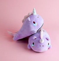 Boon Unicorn Light Up Slippers