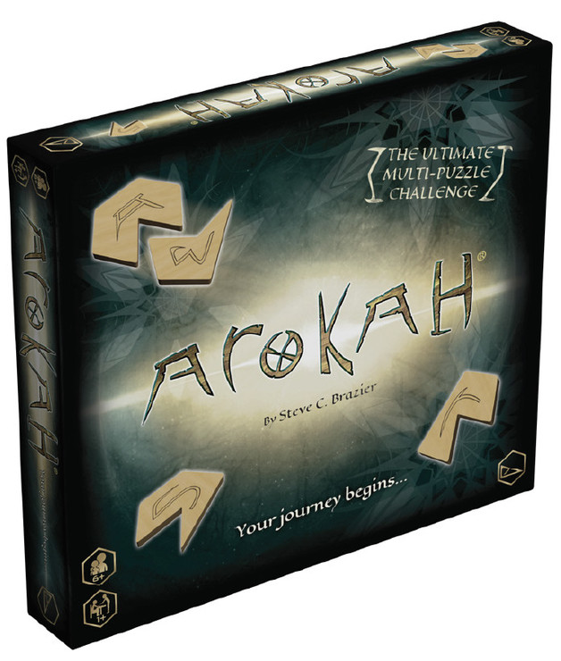 Arokah - Logic Puzzle Set