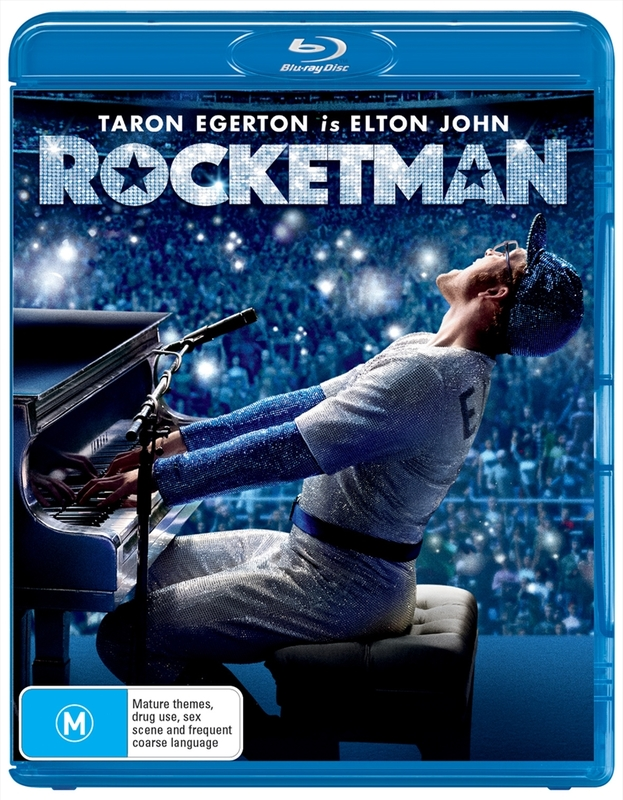Rocketman on Blu-ray