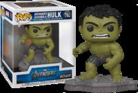 Marvel: Avengers Assemble - Hulk Pop! Deluxe Figure