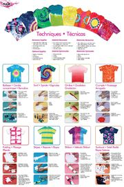 Tulip: Psychedelic - One Step Tie-Dye Kit (3 Colours)