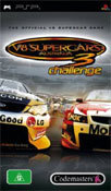 V8 Supercars 3 Shootout for PSP