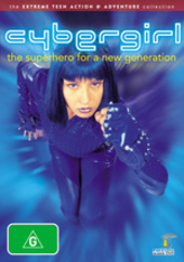CyberGirl - The Complete Series (4 Disc Set) on DVD
