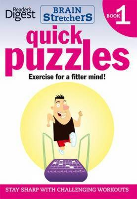 Quick Puzzles: Exercises for a Fitter Mind! by Reader's Digest image